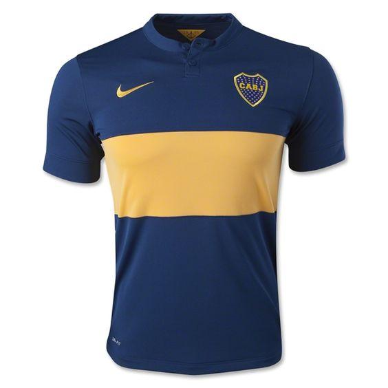 b70b25abb55 boca juniors blank sec away short sleeves mens adults 2016 2017 club ...