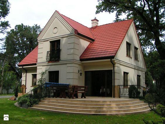 dom w Izabelinie - zdjęcie od Nowak i Nowak Architekci