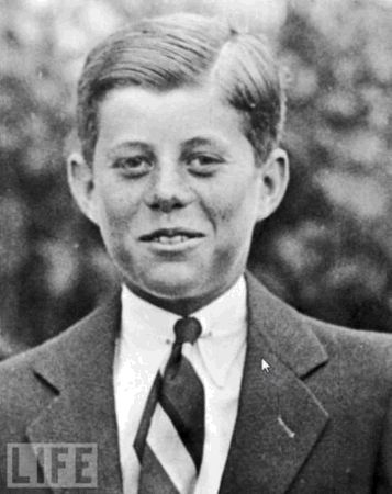 JFK- ok sorry but does this look like the MAD magazine cover or yester-year?