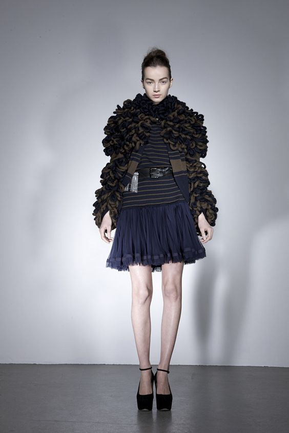 Sacai Fall 2010 Ready-to-Wear Collection Photos - Vogue