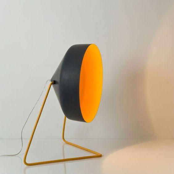 in-es.artdesign | Matt Cyrcus Lavagna Floor Lamps
