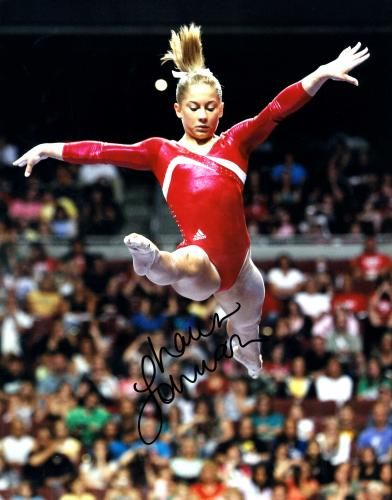 Shawn johnson, Photos ...