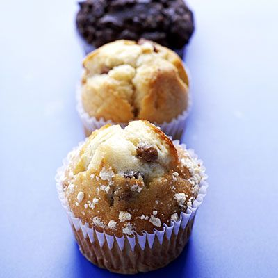 17 healthy muffin recipes
