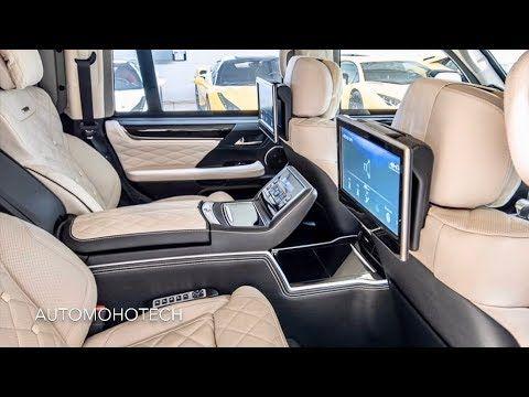 2019 Lexus Lx 570 Signature Super Sport Mbs World S Most Luxurious Suv Youtube Lexus Lx570 Super Sport Lexus