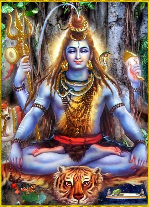 Shiva Art Shiva ॐ Shiva Hindu Shiva Hindu Gods