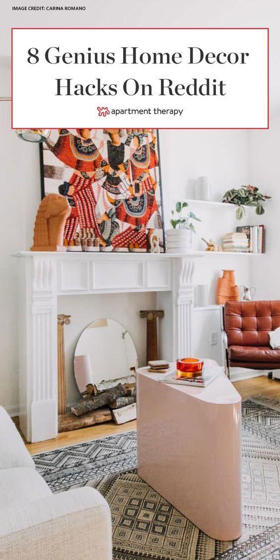 8 Seriously Smart Home Decor Hacks According To Reddit Home Decor Hacks Primark Home Home Decor