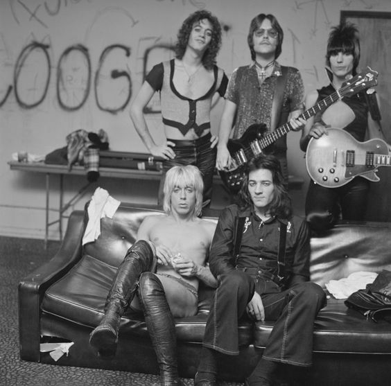 iggy pop and the stooges: