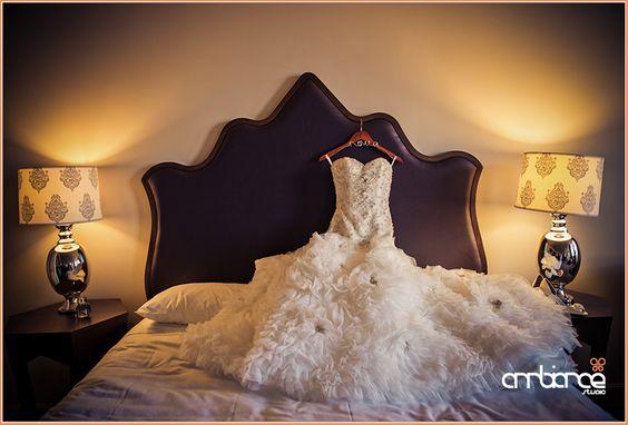 The gown #detail #shots #wedding #dress