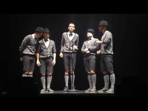 Stromae - Moules Frites A Capella @ Clermont-Ferrand - YouTube