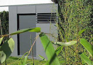 Bilder Gardomo Design-Gartenhäuser