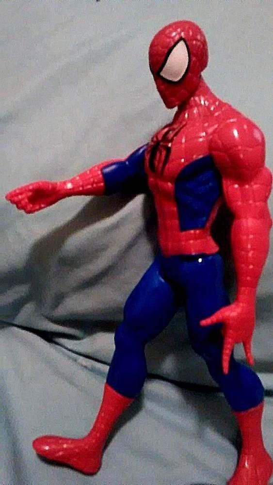 Marvel Avengers Spider-Man Action Figures Titan Super Hero Series Kids Toy Gifts
