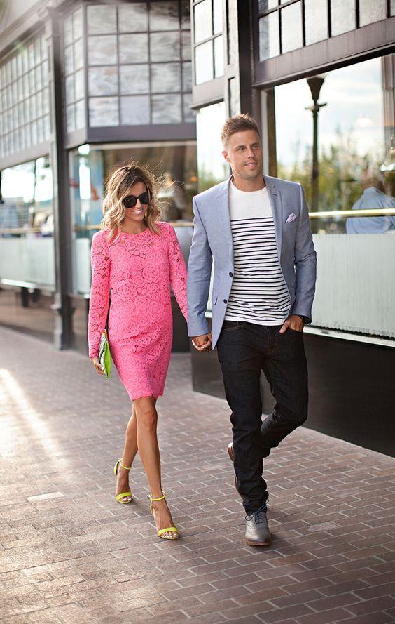 Rosa Kleid Kombinieren Welche Schuhe Passen Zu Rosa Kleid Colection201 De Paar Kleidung Rosa Kleid Modestil