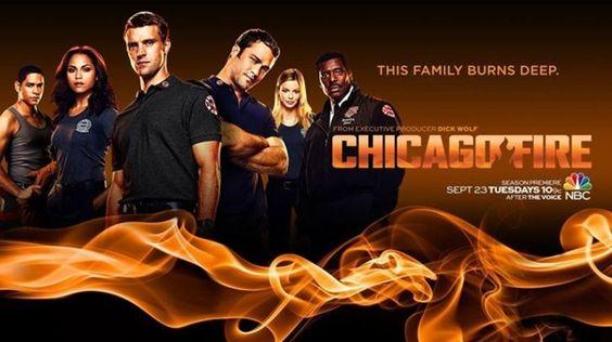 """3ª temporada passando na """"Universal"""" Mostra o dia-a-dia dps bombeiros de Chicago, que ultrapassam todos os limites do perigo para salvar vidas."""