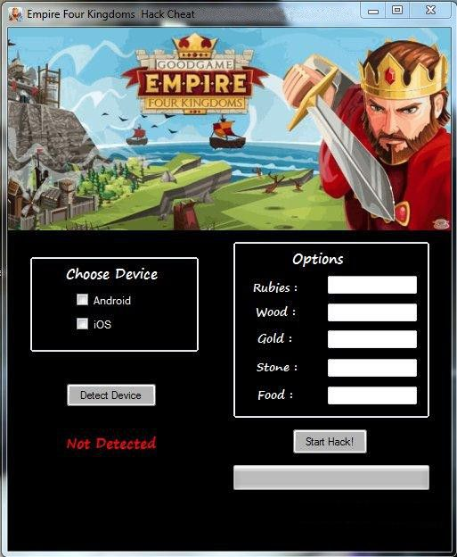 How To Get Free Rubies In Empire Four Kingdoms
