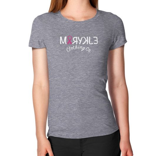Pink Ribbon Women's T-Shirt