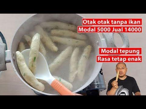 Otak Otak Tanpa Ikan Modal 5 000 Jadi 14 000 Ide Bisnis Modal Tepung Youtube Resep Masakan Indonesia Resep Makanan Indonesia