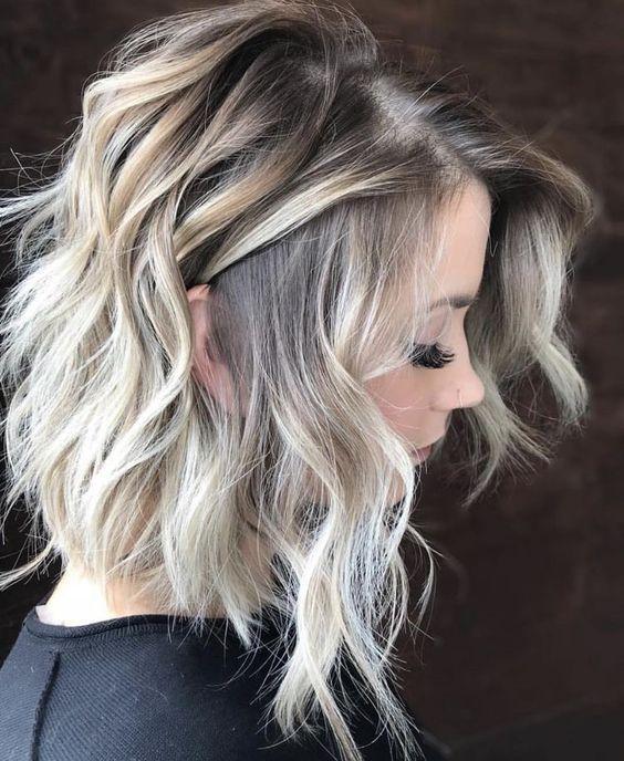 40 Gorgeous Hair Highlight Ideas To Copy Now Medium Hair Styles