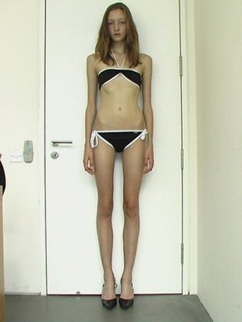 Bikini Skinny legs