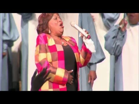 """Dorothy Norwood Testifies About Cancer and Sings """"Oh Jesus"""" POWERFUL!!!"""