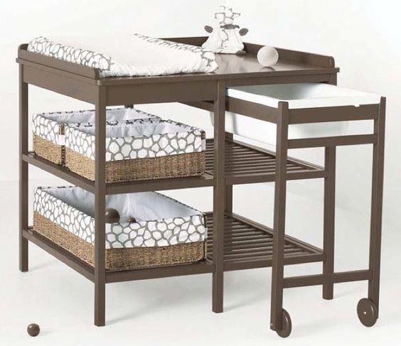 Quax muebles cambiadores para beb mobiliario infantil - Cambiadores para cunas ...