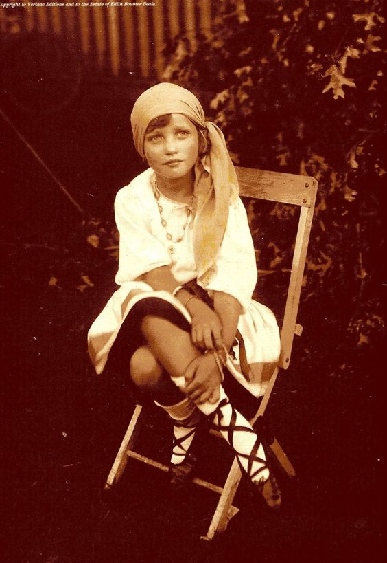 Edith Bouvier Beale - Little Edie of Grey Gardens and first cousin to Jackie Kennedy Onassis