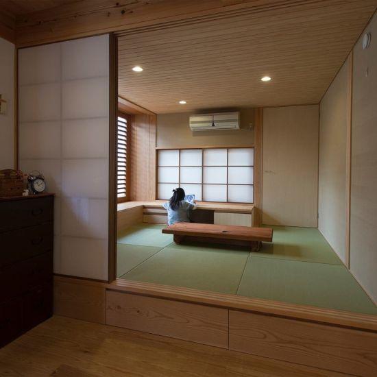 Rumah Minimalis Jepang Ala Nobita Di Dunia Nyata Ingatkan Masa Kecil 1000 Inspirasi Desain Arsitektur Tek Ruang Keluarga Minimalis Rumah Rumah Minimalis