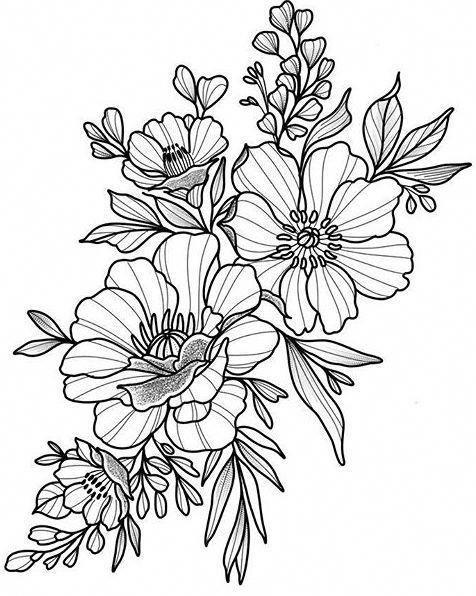 Rafael Costabile Lea Hornberger Blumen Tattoo