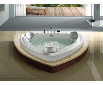 Waterdreams whirlpool badewanne
