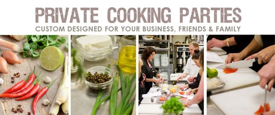 Looks like a cool place with hands-on cooking classes. Pricey, but an idea!