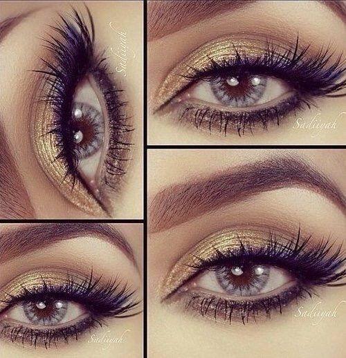 Bild über We Heart It https://weheartit.com/entry/148262684 #blueeyes #classy #inspiration #love #luxury #makeup