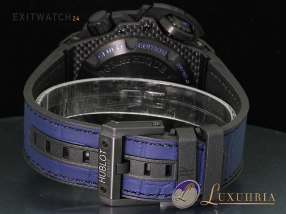 King Power Oceanographic 4000M All Black Blue 48mm Limited of 500pcs - Exitwatch24 DE