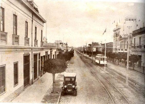 Avenida Saens Peña, Callao.