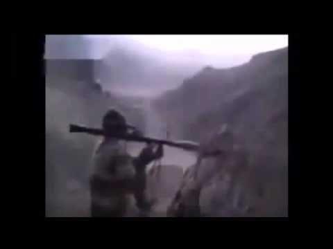 Иранский СПЕЦНАЗ УНИЧТОЖИЛ колонну ИГИЛ !! (Iranian special forces destr...