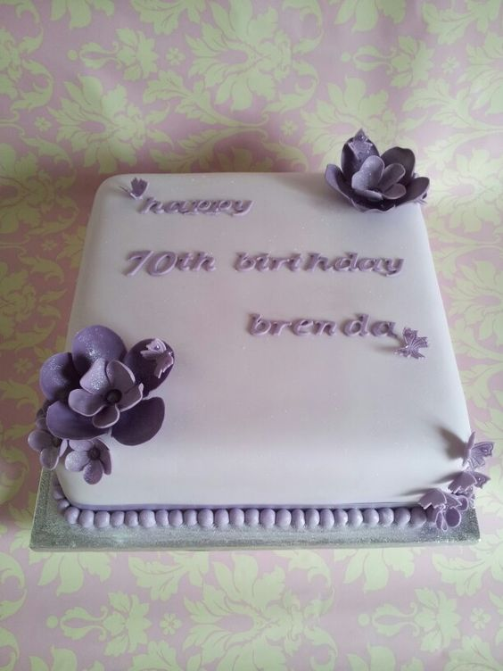 Pinterest the world s catalog of ideas for 70th birthday cake decoration ideas