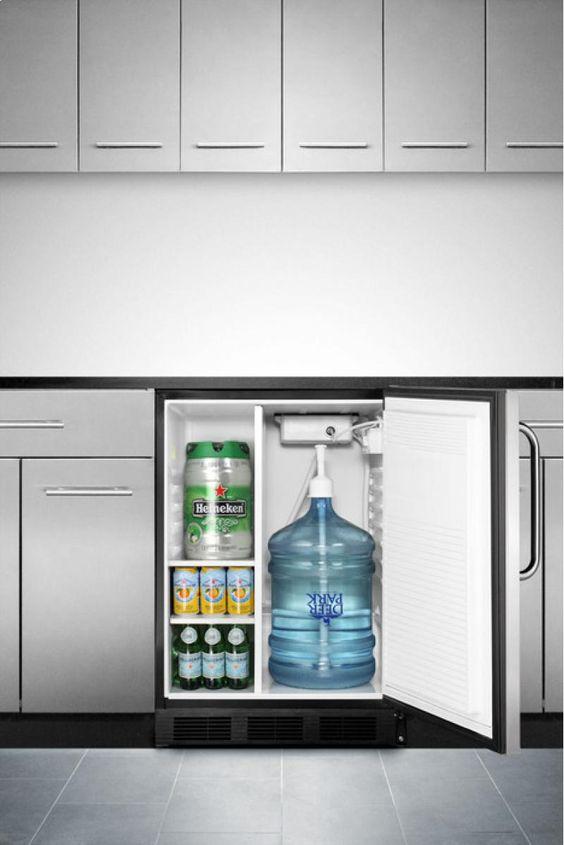 built in undercounter water dispenser - Google Search