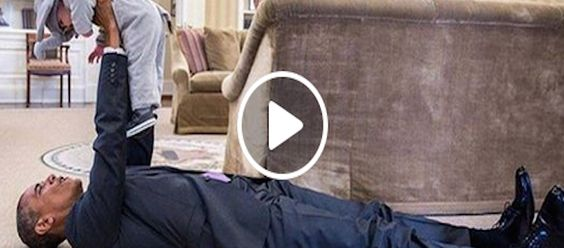 Obama Playing With Kids Is The Cutest Thing You'll See Today | Michael Baisden