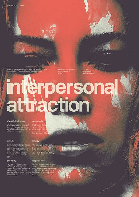 Interpersonal attraction by The Slighted