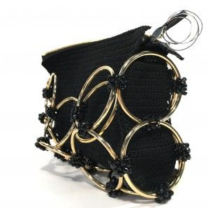 The Olly bag by Onique - shop it oniqueshop.com #gold #fashion #style