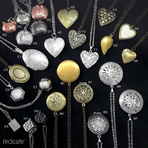 Family Lockets
