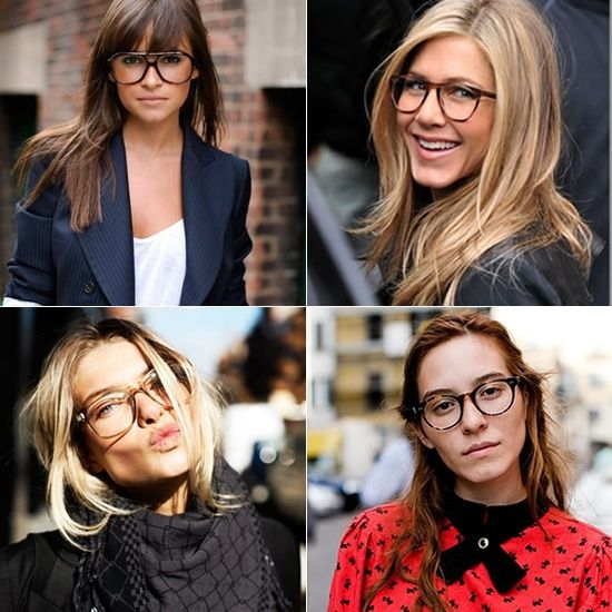 Maiara e seus botões » Blog Archive » O óculos para cada formato de rosto
