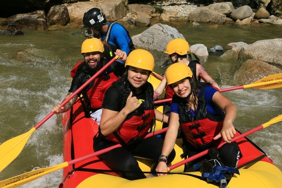 RAFTING FOR ALL 1HR from Medellin - Image 2