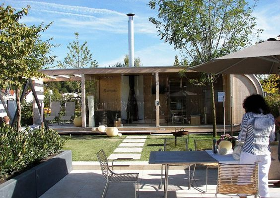 Garten Schau Villingen Schwenningen 200 Modernes Gartenhaus Holz - garten terrasse uberdachen