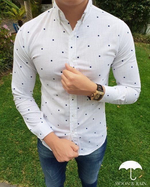 blancos camisas online