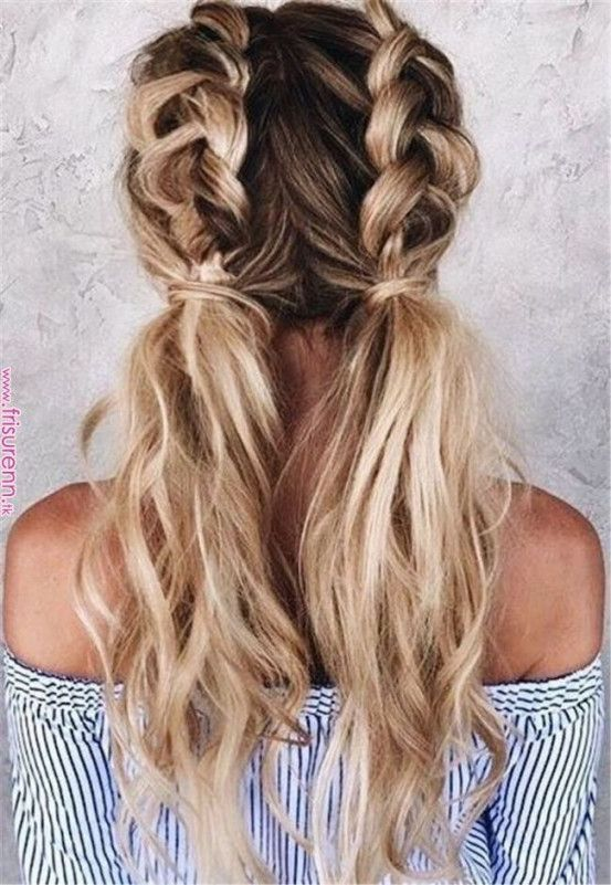 30 Best School Hairstyles For Long Hair Tips 46 Easy And Cute Back To School Hairstyles You M Hair Styles Thick Hair Styles Long Hair Styles