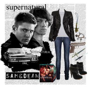 :D supernatural :D