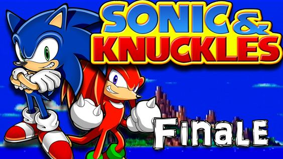 Death Egg Zone | Sonic & Knuckles (Sega) | Finale