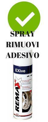 Spray rimuovi adesivo! #rematiptop  #madeinitaly #camionisti #gommisti #carrozzieri