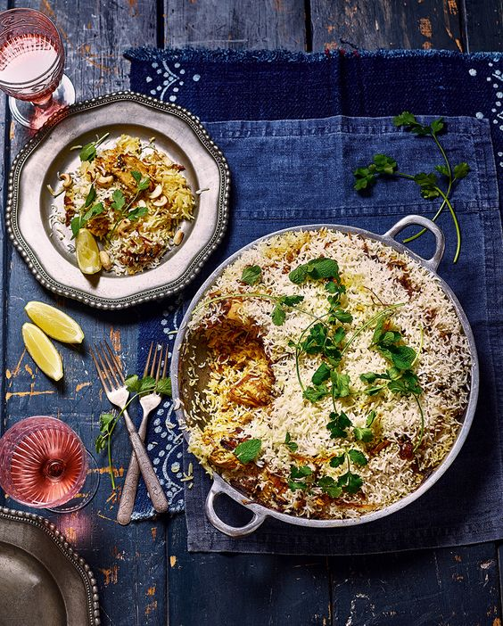 Follow our step-by-step recipe for a perfect biryani every time.
