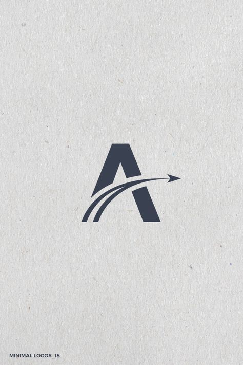 Avia Pro Logo Letter A Graphic Design Logo Logo Fonts Letter Logo Design