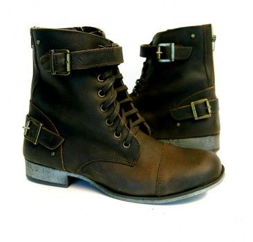 Dolce Vita 'Sargeant' Boot (Brown)